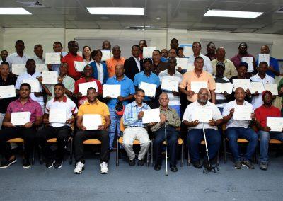Entrega de Certificados de Clubes 21.10.2016