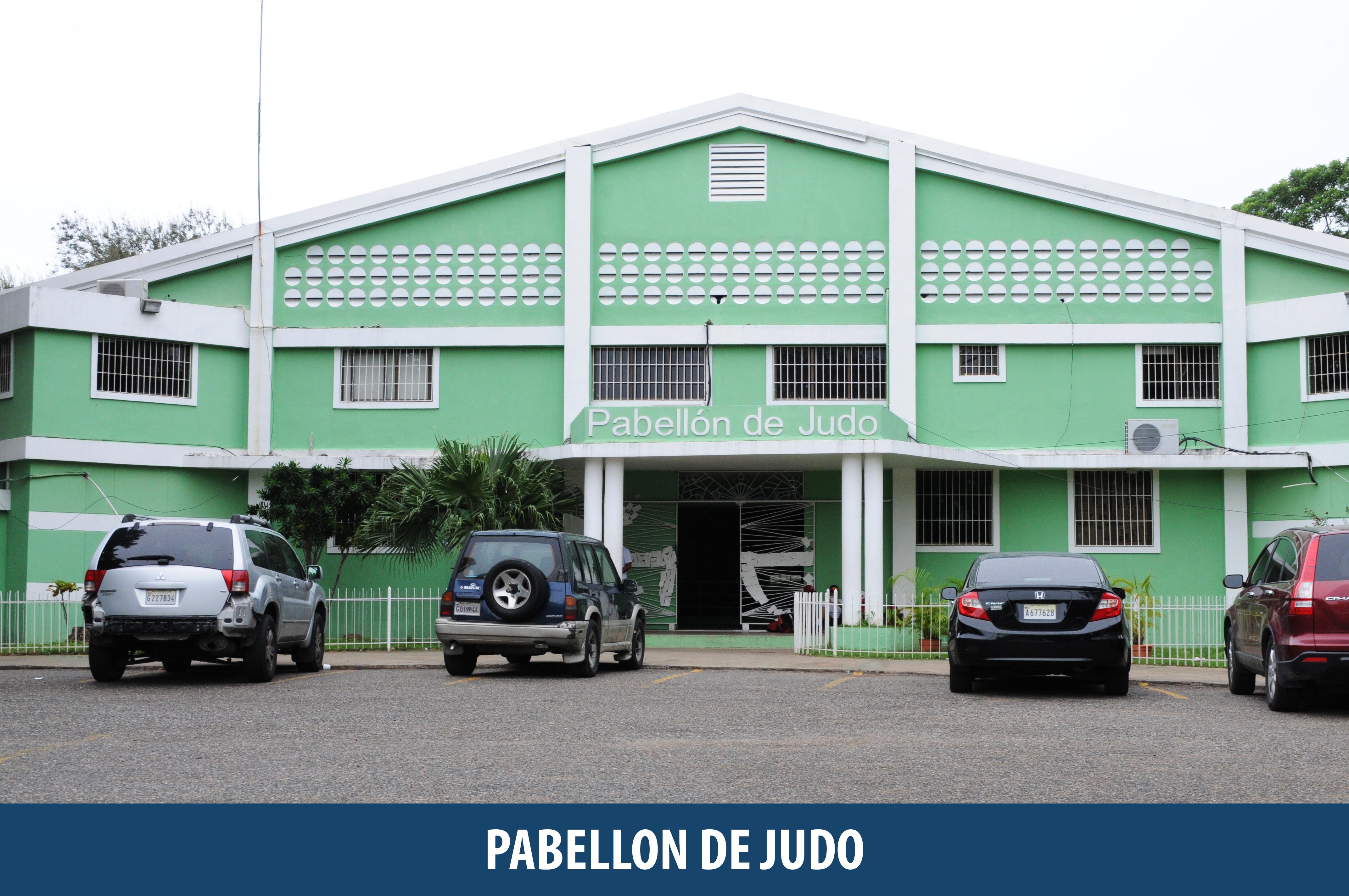 Pabellon de Judo
