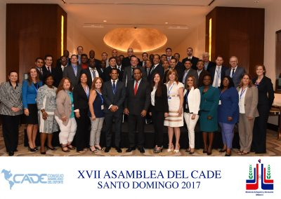 Asamblea XVII CADE