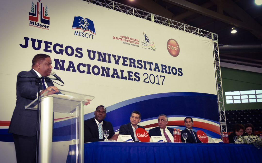 Juegos Universitarios 2017
