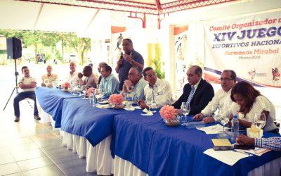 Empresarios y autoridades de Moca prometen apoyo Juegos Nacionales