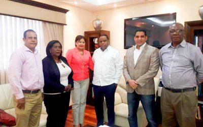 Ministerio de Deportes reparará el polideportivo Eleoncio Mercedes de la ciudad de La Romana