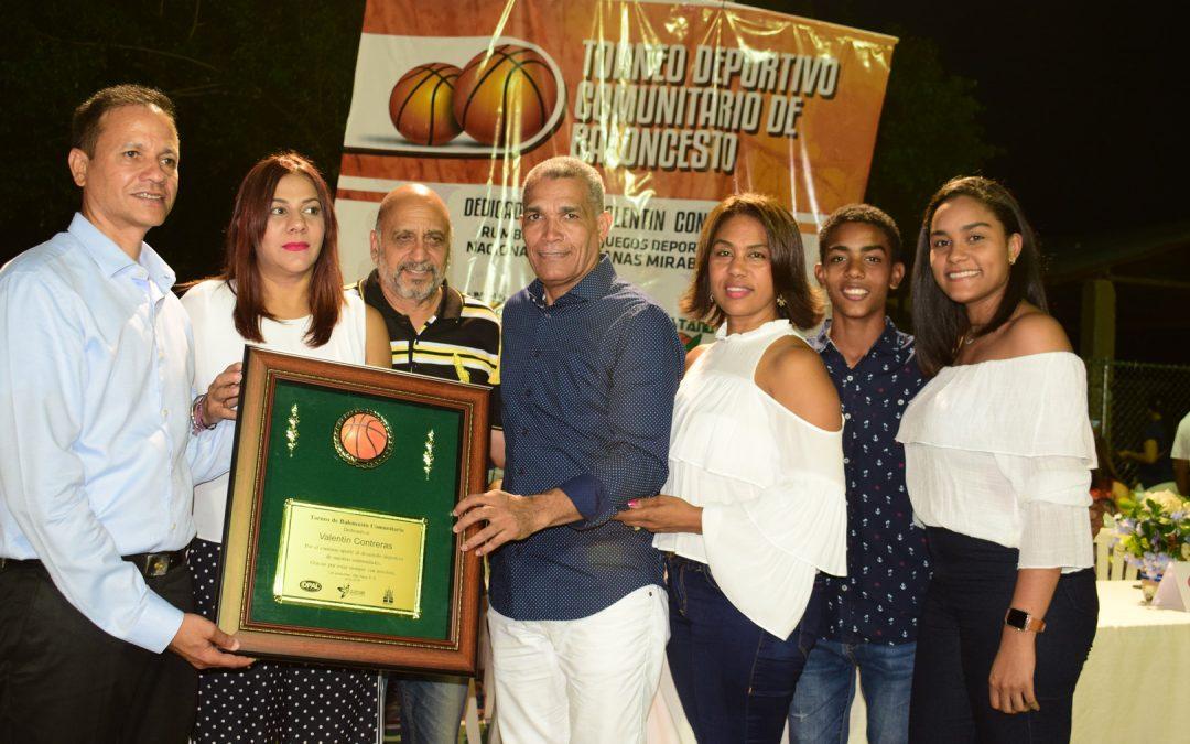 El Coco y Las Guázumas triunfan inicio Copa Opal Jeans de Basket