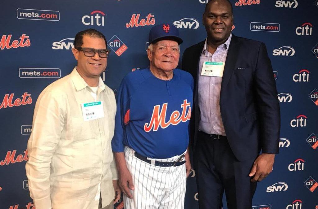 Ramírez representó a RD  en homenaje Mets a Virgil