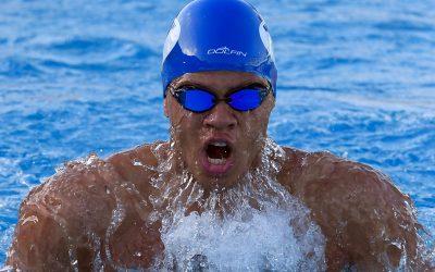 Domínguez y Mencía logran mejores marcas campeonato natación  Radhamés Tavárez agradece apoyo durante justa terminó este domingo