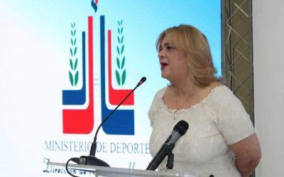 Ministerio de Deportes concienciará familia deportiva