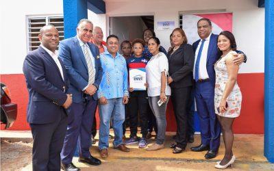 INVI y Miderec entregan casa a la judoka Estéfany Soriano