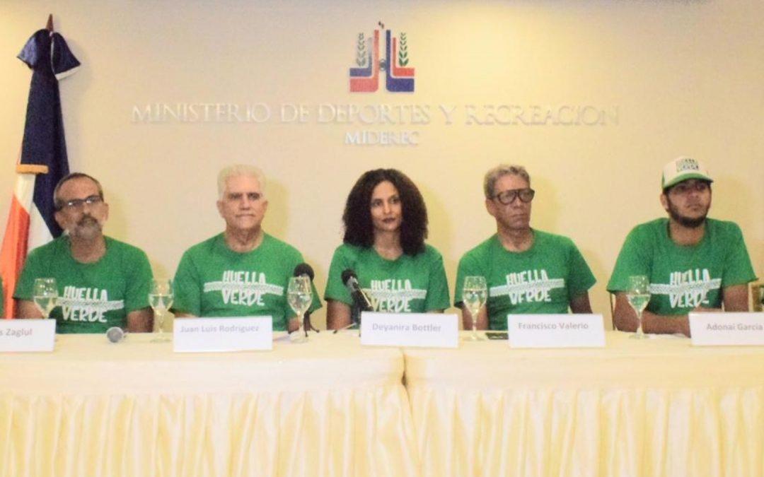 Celebrarán Tour Huella-Verde Rodando por mi país