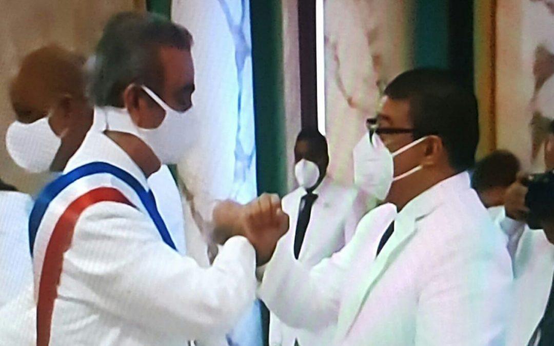 Francisco Camacho asumirá Ministerio con promesa de fortalecer deporte sin descuidar combate al coronavirus