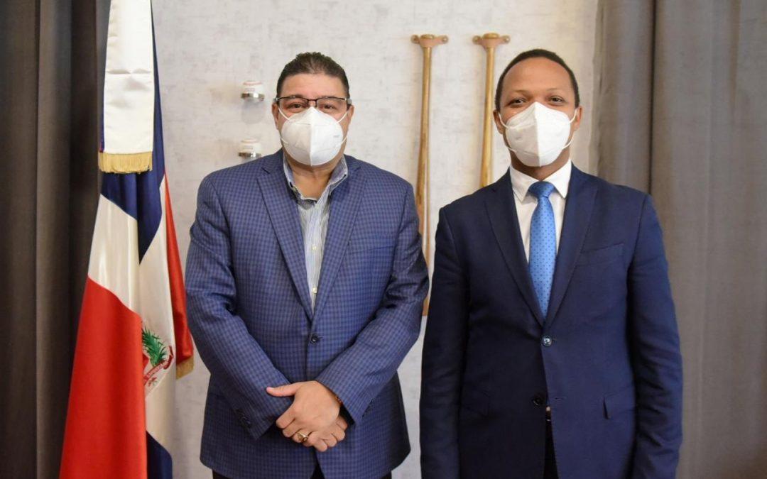 Camacho y Morrison anuncian alumbrado completo del Centro Olímpico