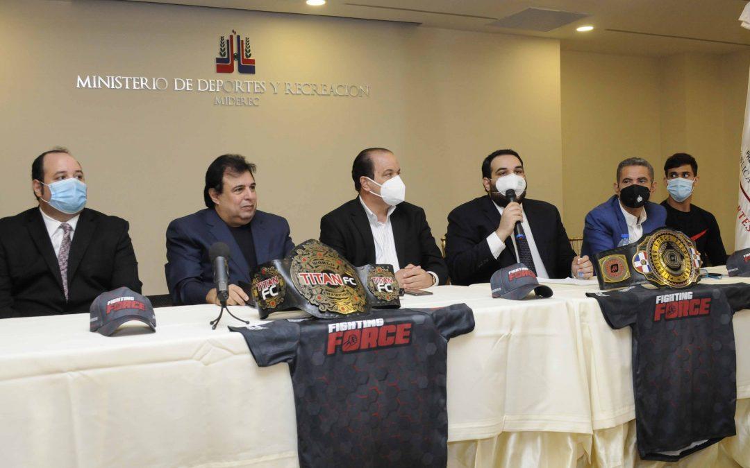 Las artes marciales mixtas (MMA) celebrarán en noviembre   un fin de semana sin precedentes en el país