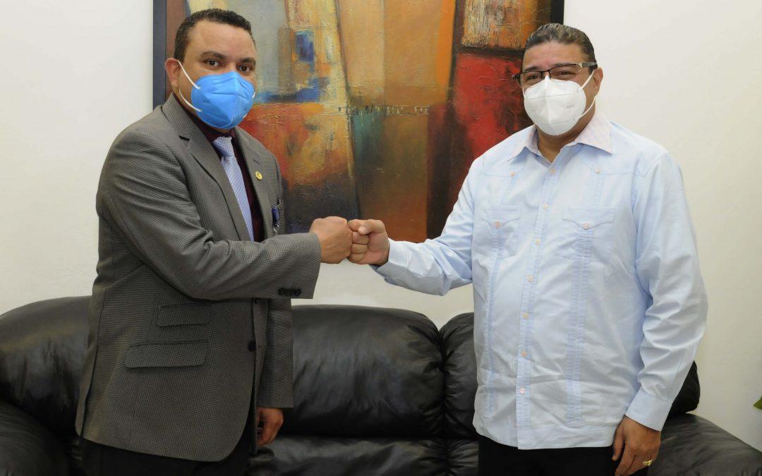Los atletas y sus familiares recibirán atenciones en el Hospital Ney Arias Lora