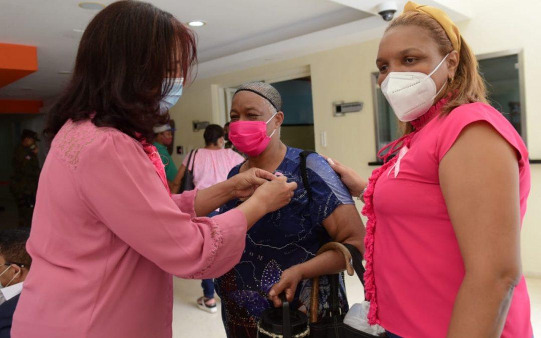 Miderec continúa concientización  sobre cáncer de mama