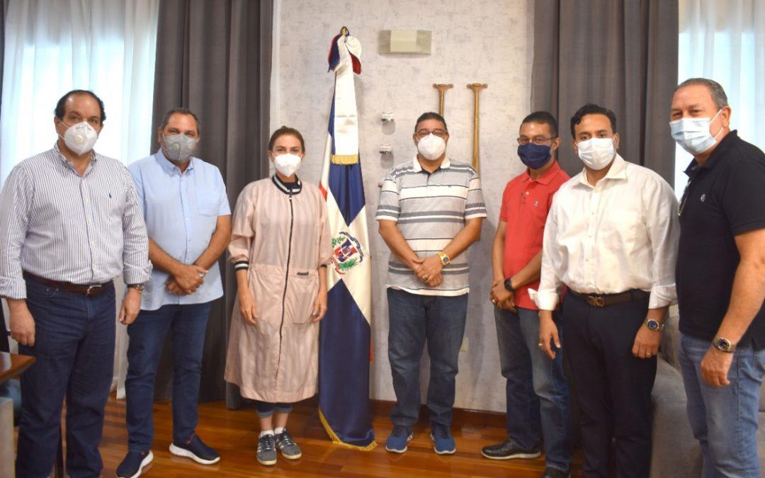 Camacho y Carolina Mejía repararán instalaciones deportivas del Distrito
