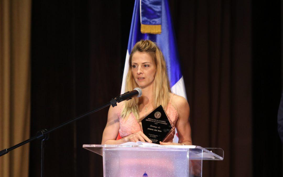 Dimitrova es la Atleta del año y Camacho da garantías de progreso a los Atletas