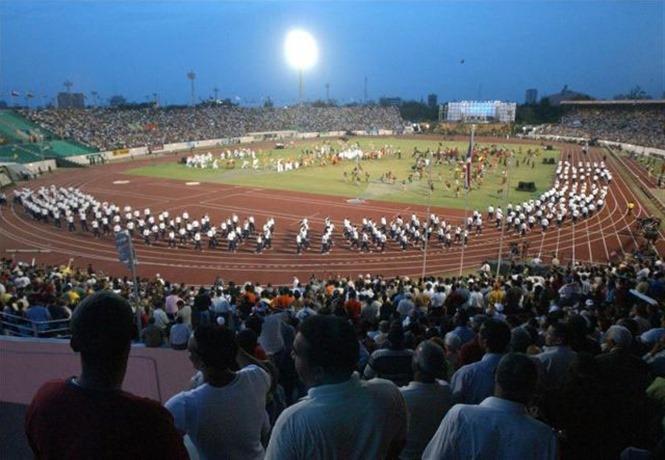 Celebran este viernes el 47 aniversario de los XII Juegos Centroamericanos y del Caribe