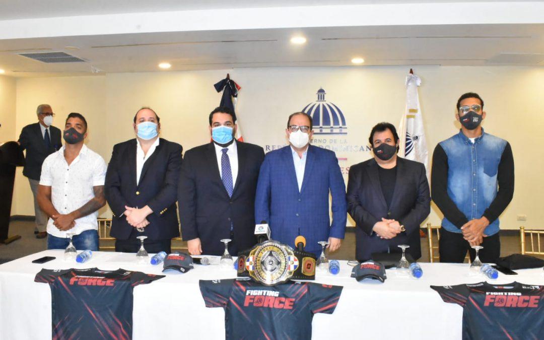 Carlos (El Matador) Matos buscará convertirse en el segundo campeón mundial dominicano en la MMA en cartelera de Fighting Force