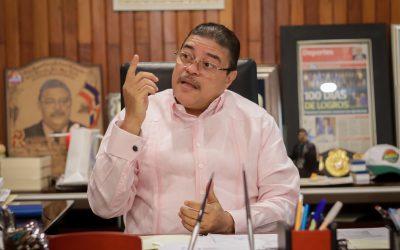 Camacho afirma gobierno exhibe importantes realizaciones deportivas en nueve meses